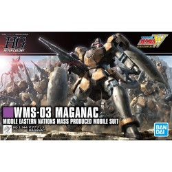 HGAC GUNDAM WING - NO. 223 - 1/144 - MAGANAC