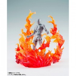 Bandai - Tamashii Effect - Burning Flame Red Ver.