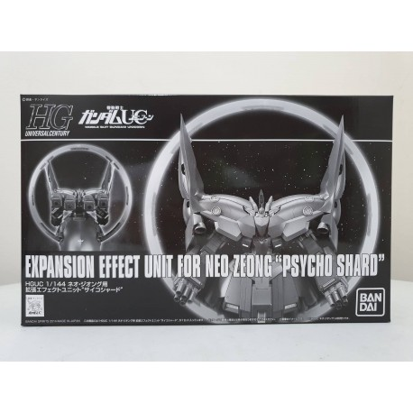 P-Bandai - HGUC High Grade Universal Century - 1/144 - EXPANSION EFFECT UNIT FOR NEO ZEONG PSYCHO-SHARD