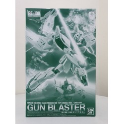 P-Bandai - RE/100 REBORN-ONE HUNDRED - 1/100 - GUN BLASTER