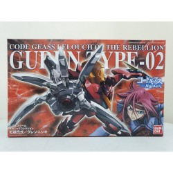 Code Geass Lelouch Of The Rebellion - 1/35 - Mechanic Collection: Guren Type-02 (Ni-Shiki)