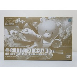 Limited - HGBF - 1/144 - Golden Beargguy III San