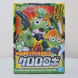 Bandai - Keroro Gunso Plamo Collection - No. 09 - KERORO ROBO