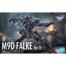 BANDAI - HG HIGH GRADE - FULL METAL PANIC INVISIBLE VICTORY - 1/60 - M9D FALKE VER.IV
