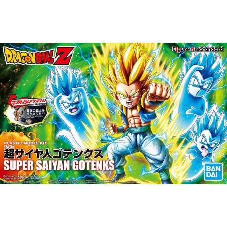 FIGURE-RISE STANDARD - DRAGON BALL Z - SUPER SAIYAN GOTENKS