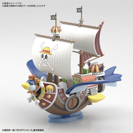 PRE-ORDER - ONE PIECE: GRAND SHIP COLLECTION THOUSAND SUNNY FLYING MODEL