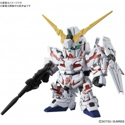 PRE-ORDER - SDCS SUPER DEFORMED CROSS SILHOUETTE - UNICORN GUNDAM [DESTROY MODE]