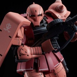 PRE-ORDER - HG GUNDAM THE ORIGIN - 1/144 - MS-05S CHAR AZNABLE'S ZAKU Ⅰ
