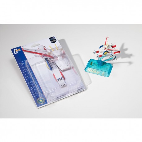 Cosmo Fleet Collection - Mobile Suit Gundam Earth Federation Army Pegasus Class White Base