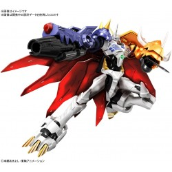 PRE-ORDER - Figure-rise Standard Omegamon (Amplified)