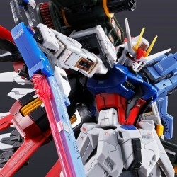 PRE-ORDER - P-BANDAI - RG REAL GRADE - 1/144 - PERFECT STRIKE GUNDAM 2ND BATCH