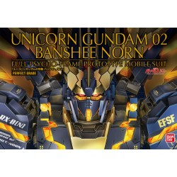 PG Perfect Grade - 1/60 - Unicorn Gundam 02 Banshee Norn