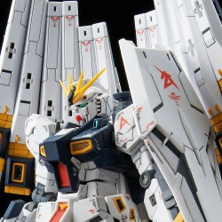 P-BANDAI - RG REAL GRADE - 1/144 - EXPANSION PARTS for NU GUNDAM DOUBLE FIN FUNNEL CUSTOM UNIT