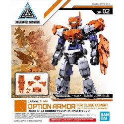 Bandai - 30MM 30 Minutes Missions - 1/144 - OP-02 - Option Armor for Close Combat