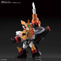 PRE-ORDER - SDCS SUPER DEFORMED CROSS SILHOUETTE - Gaogaigar