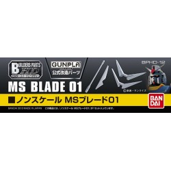 BUILDERS PARTS HD - BPHD-12 - MS BLADE 01