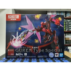 ROBOT SPIRITS [SIDE KMF] - NO. 255 - CODE GEASS RESURRECTION - GUREN TYPE SPECIAL