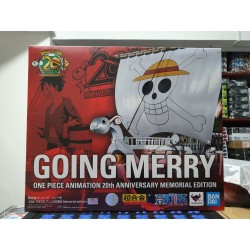 Chogokin - One Piece - Going Merry 20th Anniversary Memorial Edition