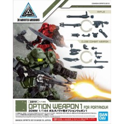 Bandai - 30MM 30 Minutes Missions - 1/144 - OPTION WEAPON 1 FOR PORTANOVA