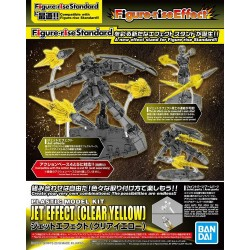 PRE-ORDER - FIGURE-RISE EFFECT - JET EFFECT (CLEAR YELLOW)