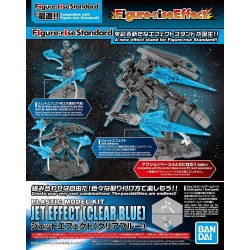 FIGURE-RISE EFFECT - JET EFFECT (CLEAR BLUE)