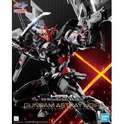 HiRM High Resolution Model - 1/100 - Gundam Astray Noir