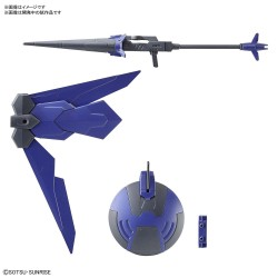 PRE-ORDER - HGBD:R - 1/144 - INJUSTICE WEAPONS
