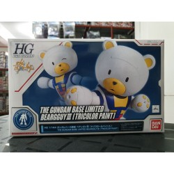 THE GUNDAM BASE LIMITED - BEARGGUY III [TRICOLOR PAINT]