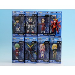 WCF World Collectable Figure - Gundam Seed Vol. 1