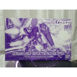 P-Bandai - HG Reconguista in G - 1/144 - YG-111 Gundam G-Self Reflector Pack