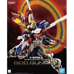 PRE-ORDER - HiRM HIGH RESOLUTION MODEL - 1/100 - GOD GUNDAM