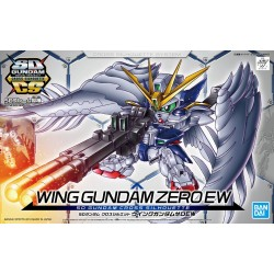 PRE-ORDER - SDCS SUPER DEFORMED CROSS SILHOUETTE - WING GUNDAM ZERO EW