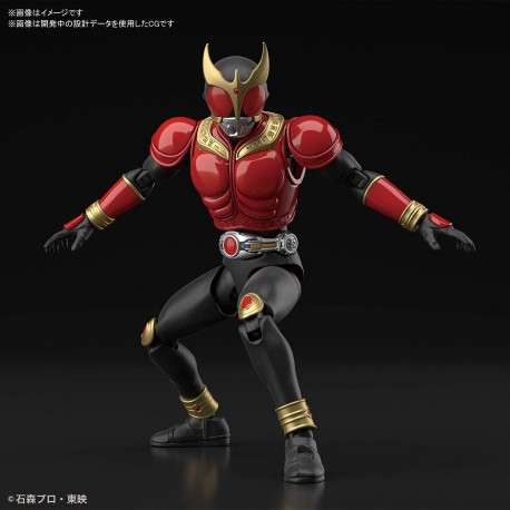 PRE-ORDER - FIGURE-RISE STANDARD KAMEN RIDER KUUGA MIGHTY FORM