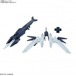 PRE-ORDER - 1/144 HGBD:R HERO USE NEW WEAPONS (TENTATIVE)