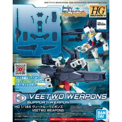 HDBD:R - No. 002 - 1/144 - VEETWO WEAPONS