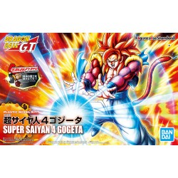 Figure-rise Standard - Dragon Ball GT - Super Saiyan 4 Gogeta