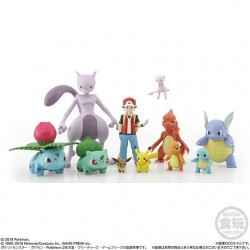 PRE-ORDER - POKEMON SCALE WORLD KANTO SET