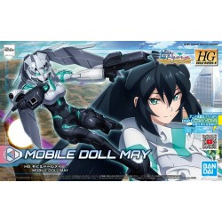 HGBD:R - NO. 014 - 1/144 - MOBILE DOLL MAY