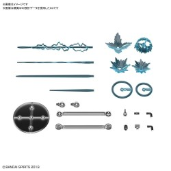 PRE-ORDER - CUSTOMIZE EFFECT (GUNFIRE IMAGE VER.) (BLUE)