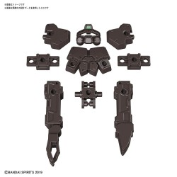 PRE-ORDER - 1/144 30MM OPTION ARMOR BASE ATTACK (FOR RABIOT, DARK BROWN)
