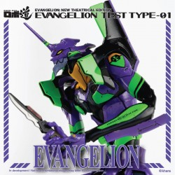 PRE-ORDER - THREEZERO - Evangelion: New Theatrical Edition ROBO-DOU Evangelion Test Type-01