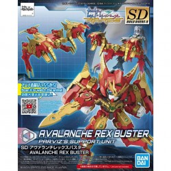 SDBD:R - 018 - 1/144 - Avalanche Rex Buster