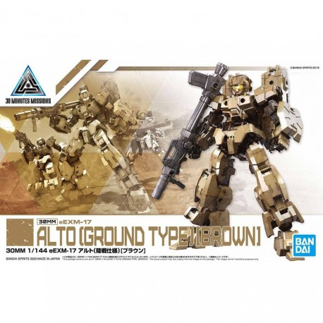 PRE-ORDER - 30MM eEXM-17 Alto (Land Battle Specification) [Brown]