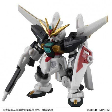 PRE-ORDER - MOBILE SUIT ENSEMBLE EX18 GUNDAM DX & G FALCON MARKING PLUS SET