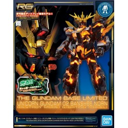 PRE-ORDER - RG REAL GRADE - 1/144 - Banshee Norn Destroy Mode [Lighting Model]