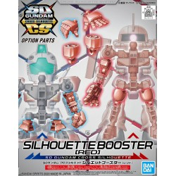 SDCS - OP-07 - Silhouette Booster [Red]