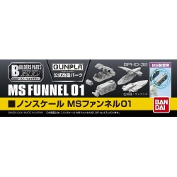 BUILDERS PARTS HD - BPHD-32 - MS FUNNEL 01