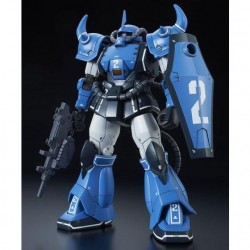 HG GTO MSD - 1/144 - PROTOTYPE GOUF (MOBILITY DEMONSTRATOR BLUE COLOR VER.)