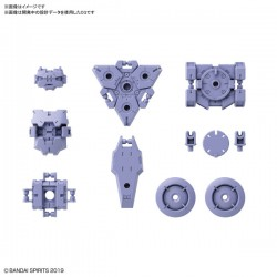 PRE-ORDER - 1/144 30MM OPTION ARMOR FOR SPY DRONE (FOR RABIOT, PURPLE)