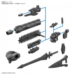 PRE-ORDER - 1/144 30MM RABIOT OPTION WEAPON 1